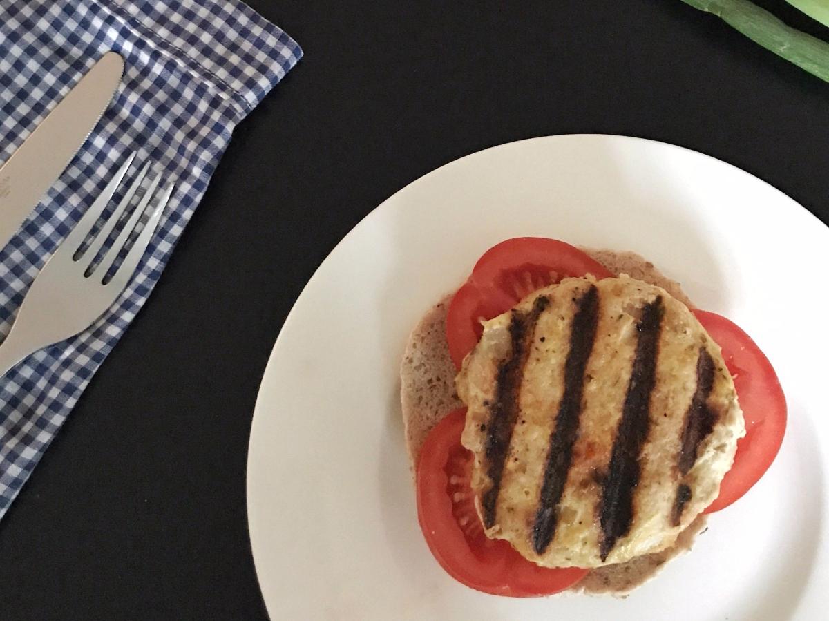 Turkey Burger Anti-Recipe